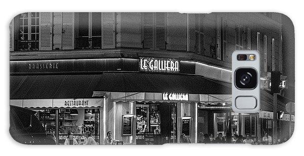 Galaxy Case featuring the photograph Le Galliera by Randy Scherkenbach