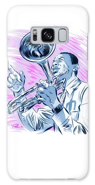 Hard Bop Galaxy Case - Lee Morgan - An Illustration By Paul Cemmick by David Richardson
