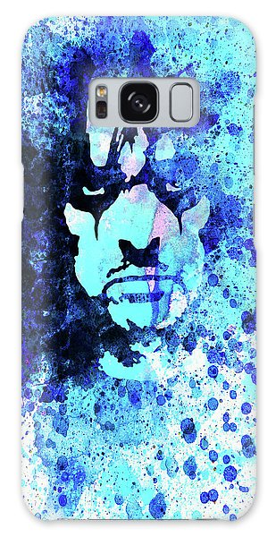Alice Cooper Galaxy Case - Legendary Alice Cooper Watercolor by Naxart Studio