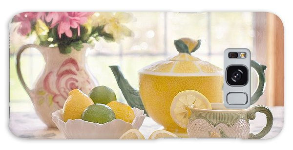 Lemon Tea  Galaxy Case