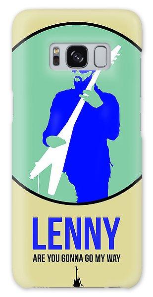 Classic Rock Galaxy Case - Lenny Kravitz II by Naxart Studio