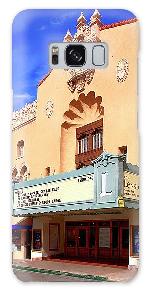 Lensic Performing Arts Center Galaxy Case