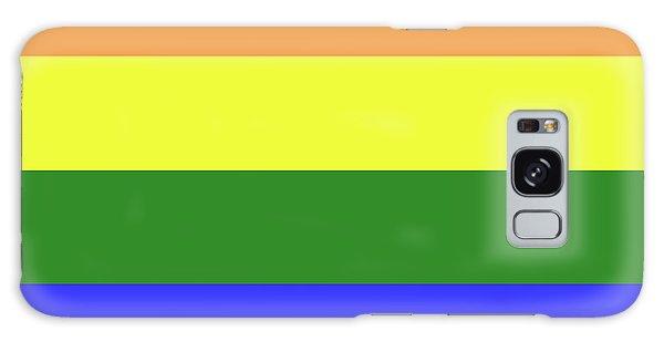 Lgbt 6 Color Rainbow Flag Galaxy Case