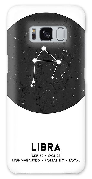 The Sky Galaxy Case - Libra Print - Zodiac Signs Print - Zodiac Posters - Libra Poster - Night Sky - Stars - Libra Traits by Studio Grafiikka