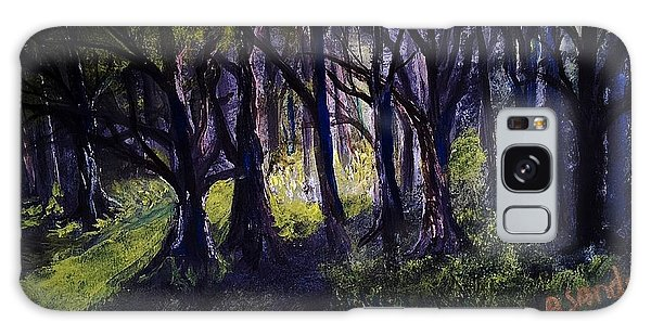 Light In The Forrest Galaxy Case