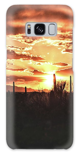 Light Of Arizona Galaxy Case