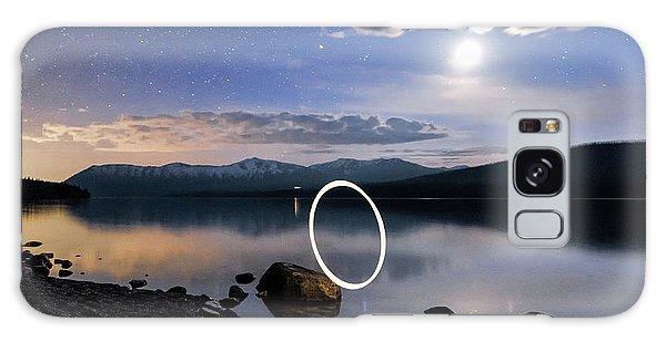 Light Painting Galaxy Case