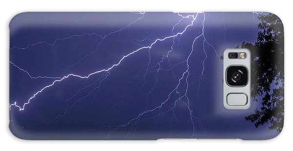 Lightning Galaxy Case