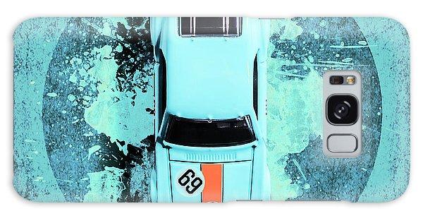 Splash Galaxy Case - Like A Boss by Jorgo Photography - Wall Art Gallery