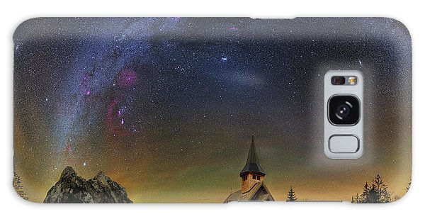 Like A Prayer Galaxy Case