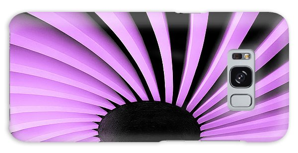 Lilac Fan Ceiling Galaxy Case