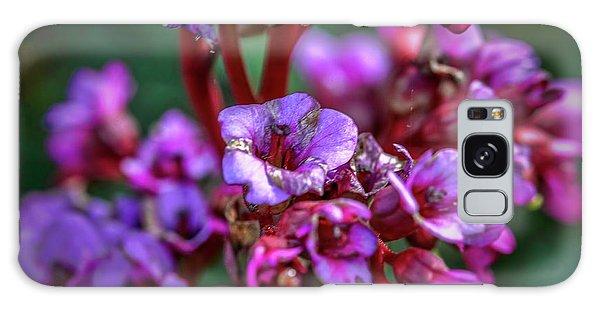 Lilac #h9 Galaxy Case