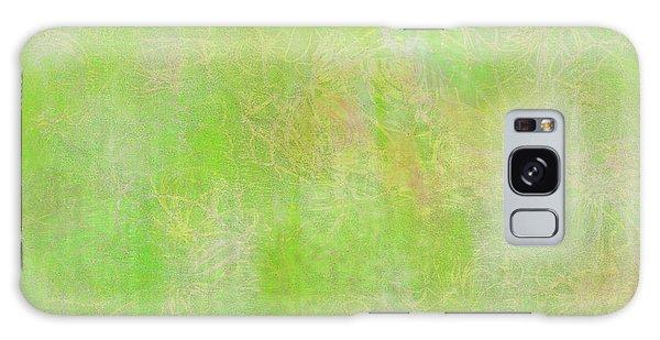 Lime Batik Print Galaxy Case