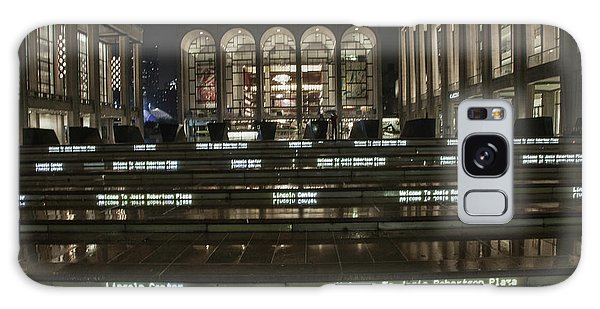 Lincoln Center For The Performing Arts Galaxy Case