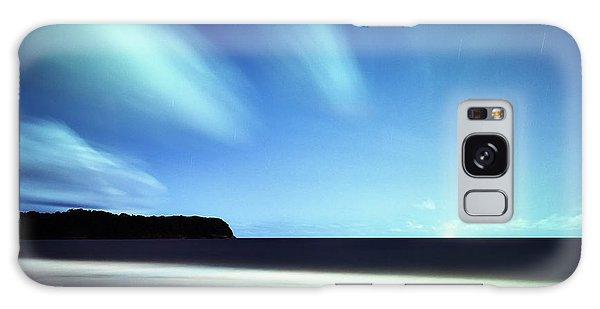Linear Clouds Over Mayaro Galaxy Case