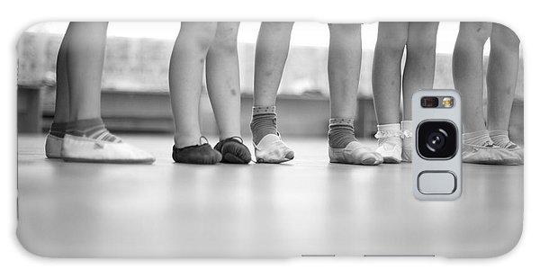 Language Galaxy Case - Little Ballerinas Legs Standing In A by Anna Jurkovska