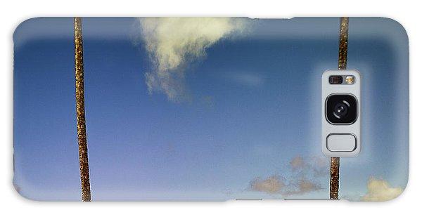 Little Cloud Galaxy Case