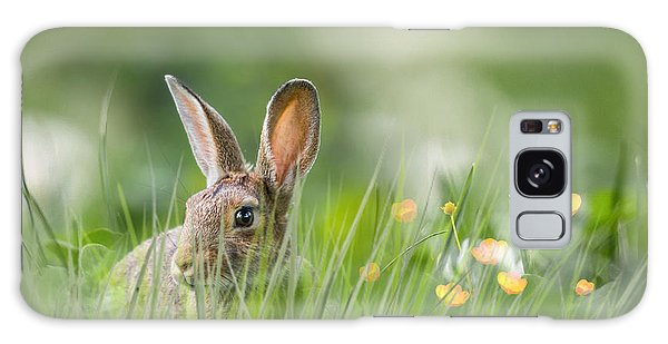 Little Hare Galaxy Case
