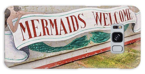 Little Mermaids Galaxy Case