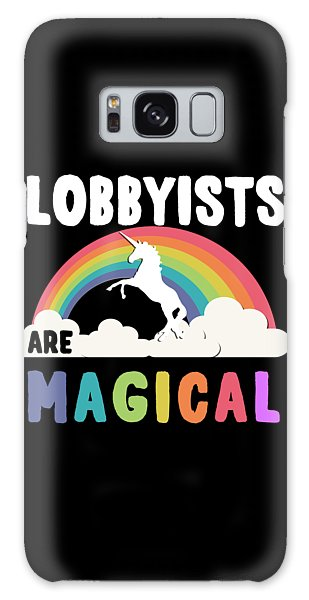 Lobbyists Are Magical Galaxy Case