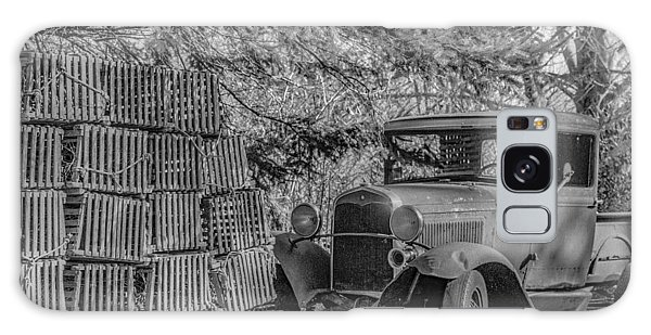 Lobster Pots And Truck Galaxy Case