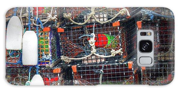 Lobster Traps Galaxy Case