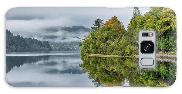 Loch Ard In Scotland Galaxy Case