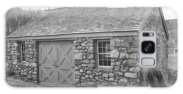 Lock House, Detail - Waterloo Village Galaxy Case