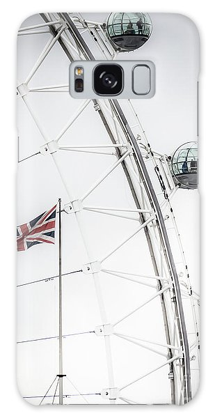 London Eye And Union Jack Galaxy Case