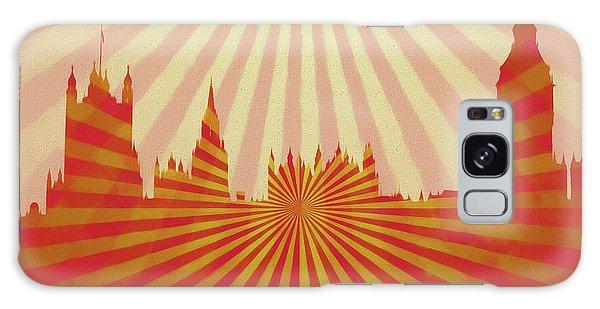 Traveler Galaxy Case - London Pop Art by Dan Sproul