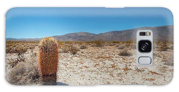 Lone Barrel Cactus Galaxy Case