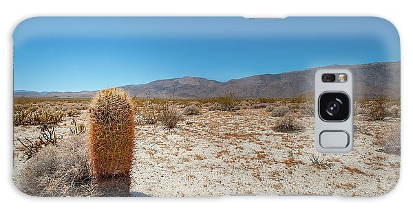 Lone Barrel Cactus Galaxy Case