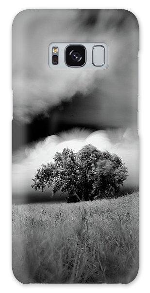 Lone Tree On A Hill Galaxy Case