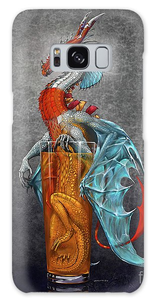 Long Island Ice Tea Dragon Galaxy Case