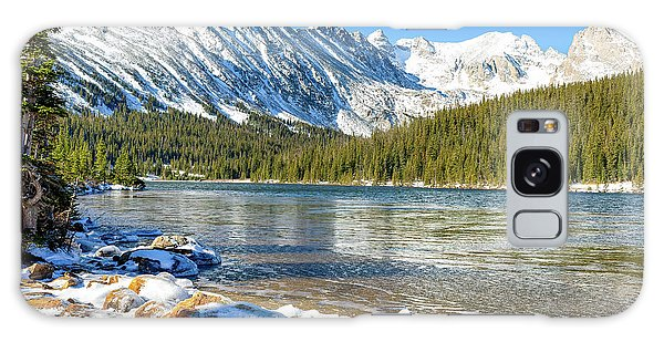 Indian Peaks Wilderness Galaxy Case - Long Lake by Eric Glaser