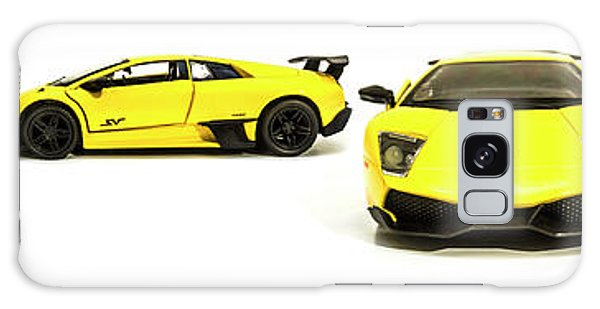 Sport Car Galaxy Case - Long Lambo Lineup  by Jorgo Photography - Wall Art Gallery