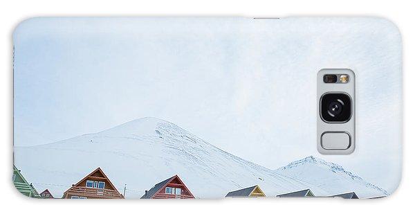 Cottage Galaxy Case - Longyearbyen, Spitsbergen, Norway - by Aleksandra Suzi