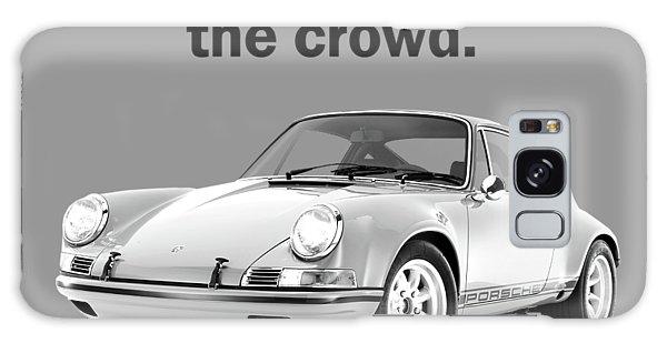 Sports Car Galaxy Case - Lost In A Porsche by Mark Rogan