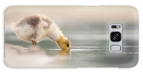 Gosling Galaxy Case - Lost Something? - Drinking Gosling by Roeselien Raimond