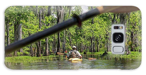 Louisiana Bayou Galaxy Case