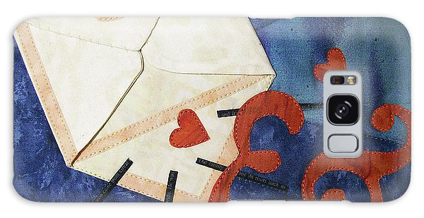 Love Letter Galaxy Case