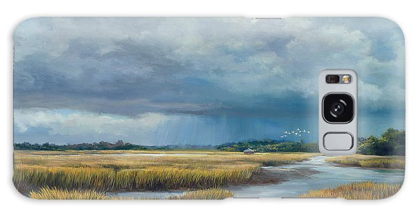 Old Florida Galaxy Case - Low Country by Laurie Snow Hein