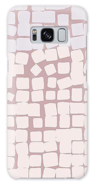 Galaxy Case featuring the digital art Lowland by Attila Meszlenyi