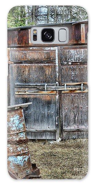 Lucky Door Galaxy Case