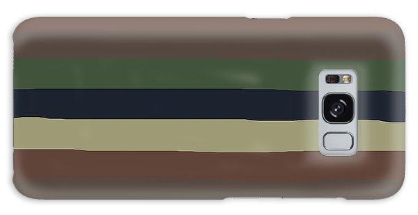 Army Color Style Lumpy Or Bumpy Lines - Qab279 Galaxy Case