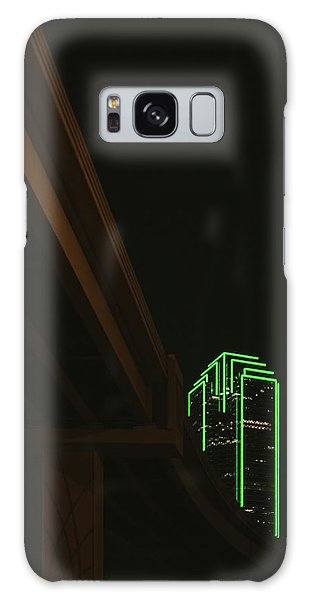 Lux Noir Galaxy Case