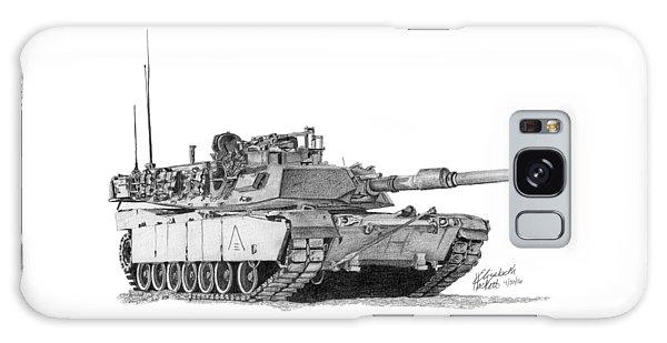 M1a1 A Company 3rd Platoon Galaxy Case