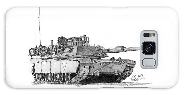 M1a1 C Company 1st Platoon Galaxy Case
