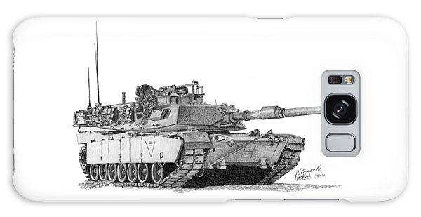 M1a1 C Company 3rd Platoon Galaxy Case