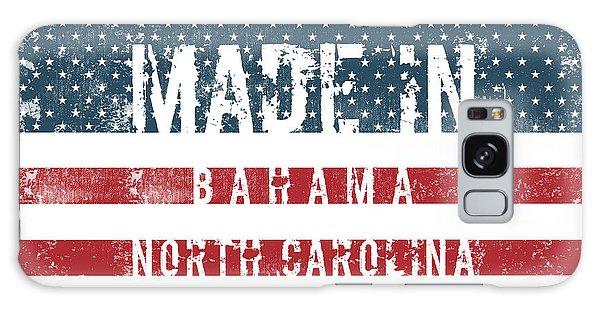 Bahamas Galaxy Case - Made In Bahama, North Carolina #bahama #north Carolina by TintoDesigns